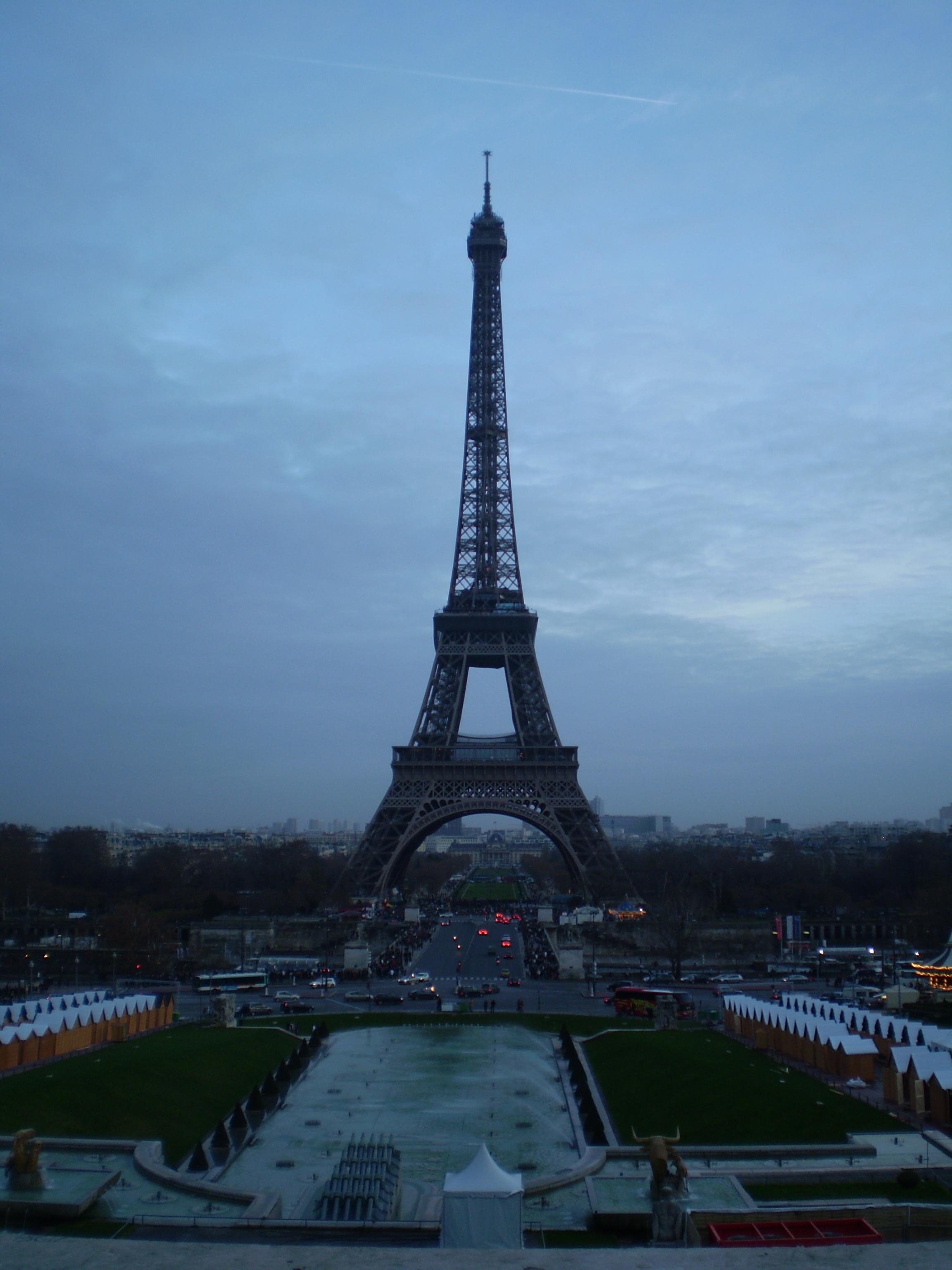 Torre Eiffel desde Tocadero