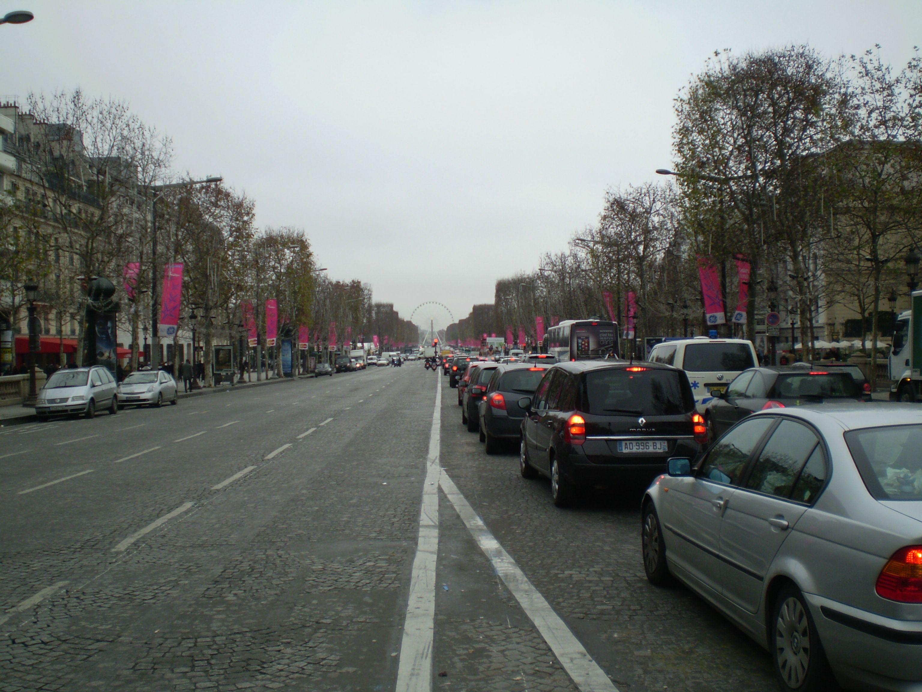 Avenida Campos Eliseos