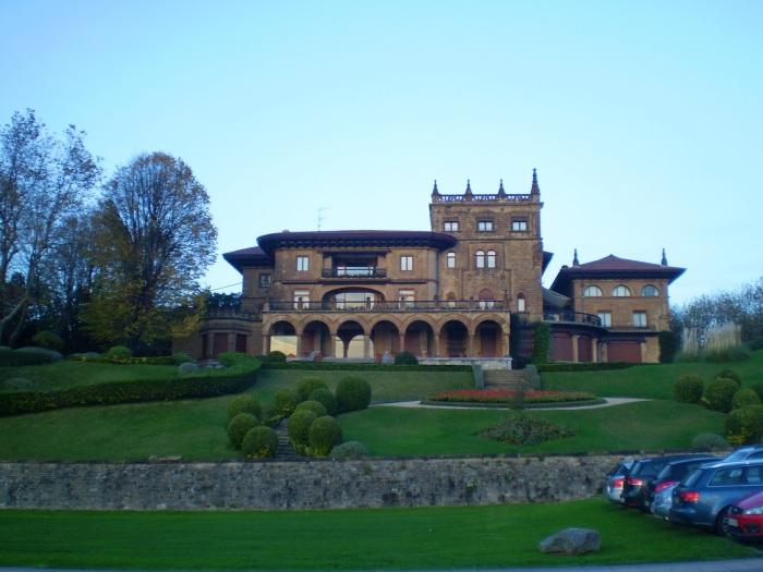 Palacio Lezama Leguizamon, por Ana Ortiz
