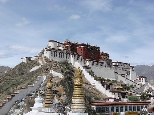 Palacio de Potala, Tibet