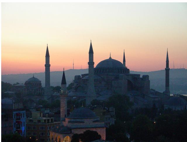 Mezquita Santa Sofia