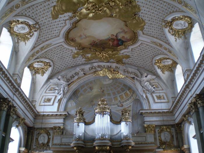 Capilla del Palacio Real