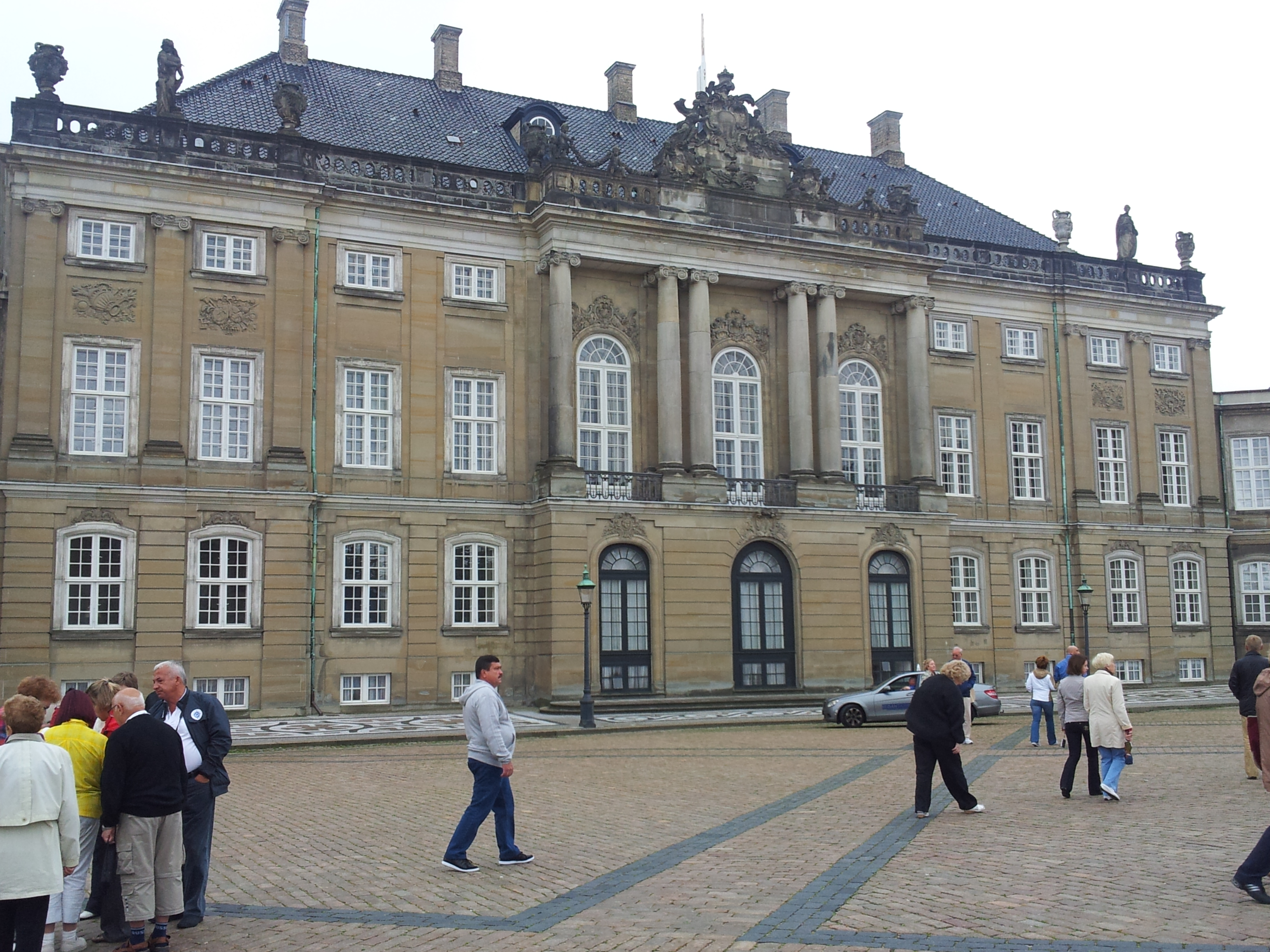 Palacio Amalienborg