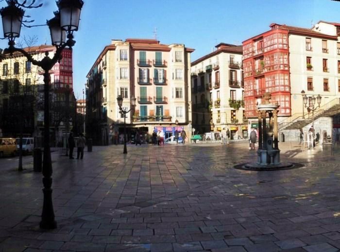 Plaza Miguel de Unamuno