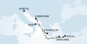 Itinerario Gemas Griegas