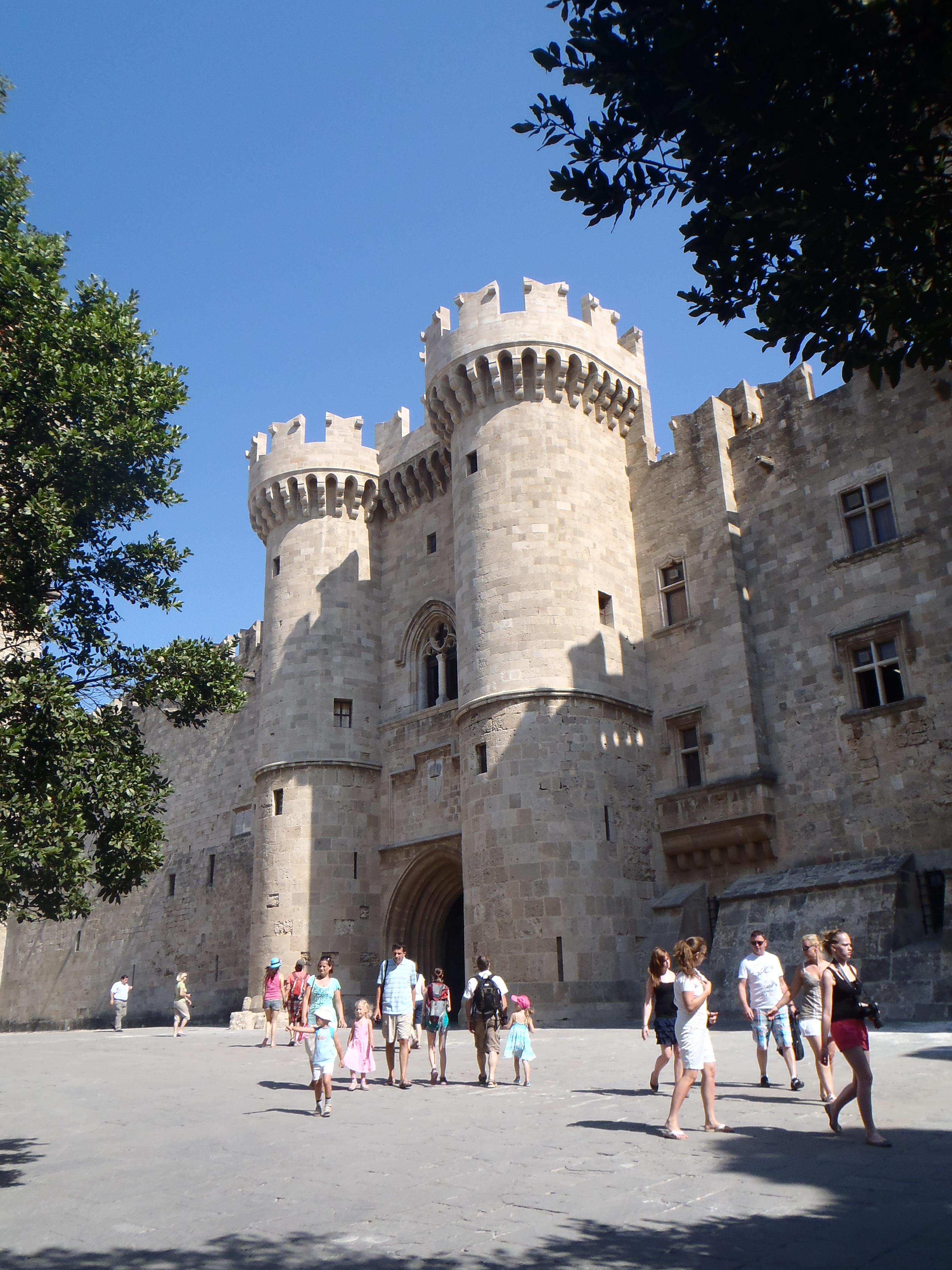Palacio de los Grandes Maestros