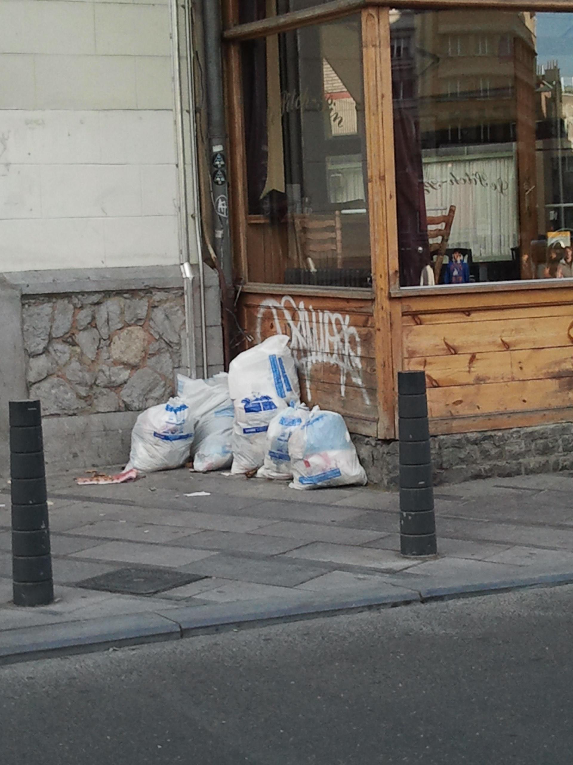 Reciclaje Bruselas