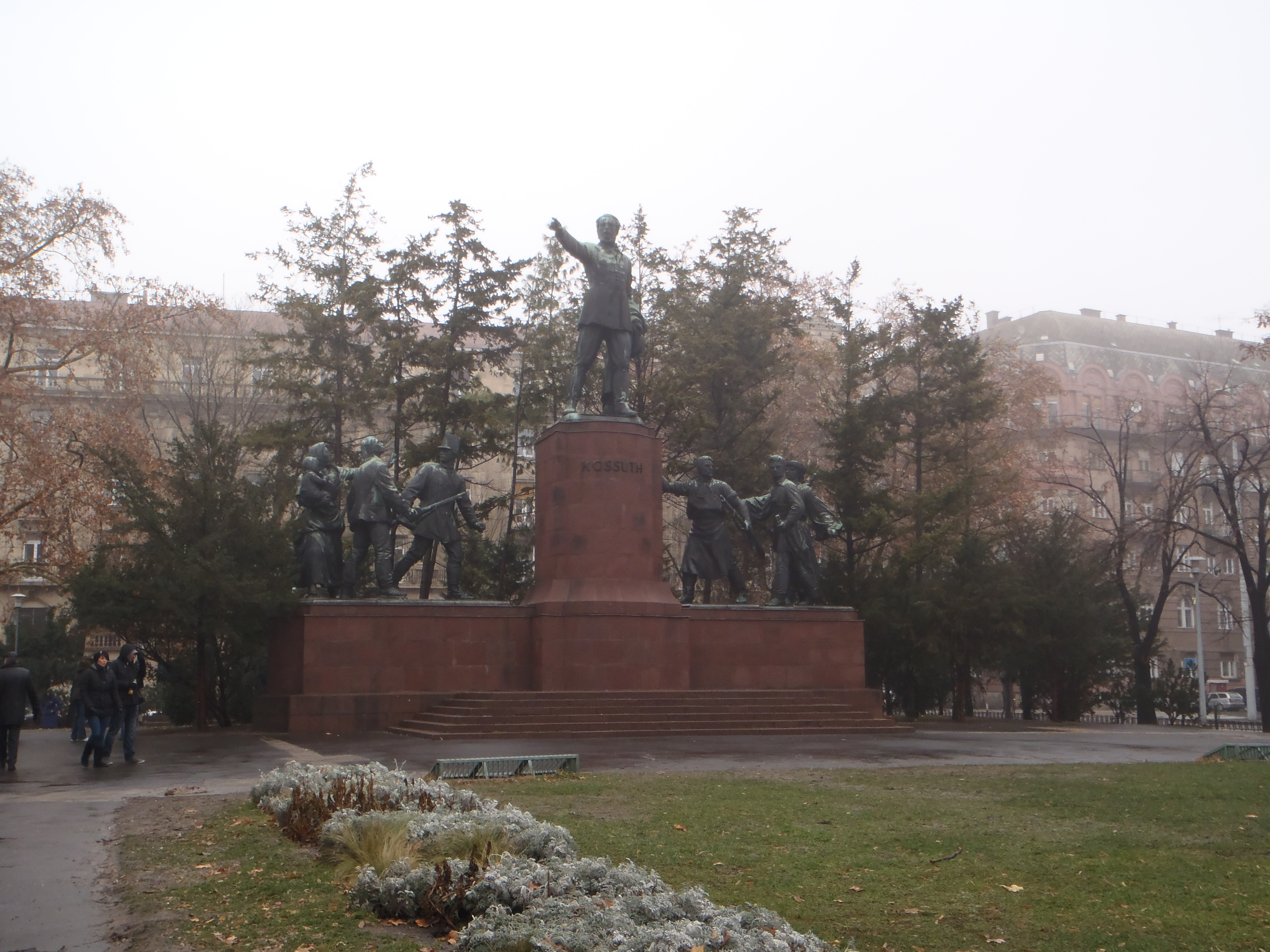 Monumento A Kossuth Lajos