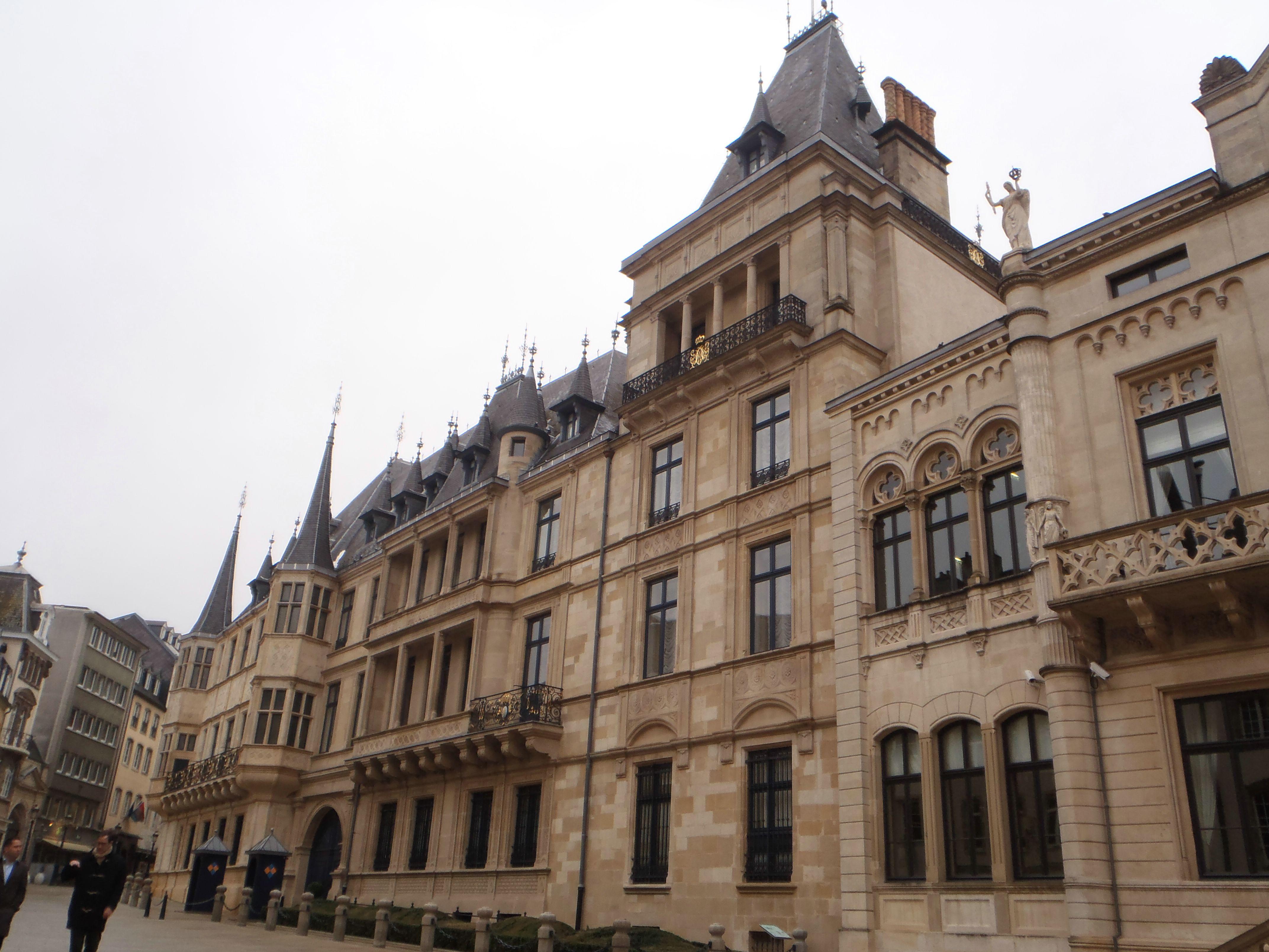 Palais Gran-Ducal