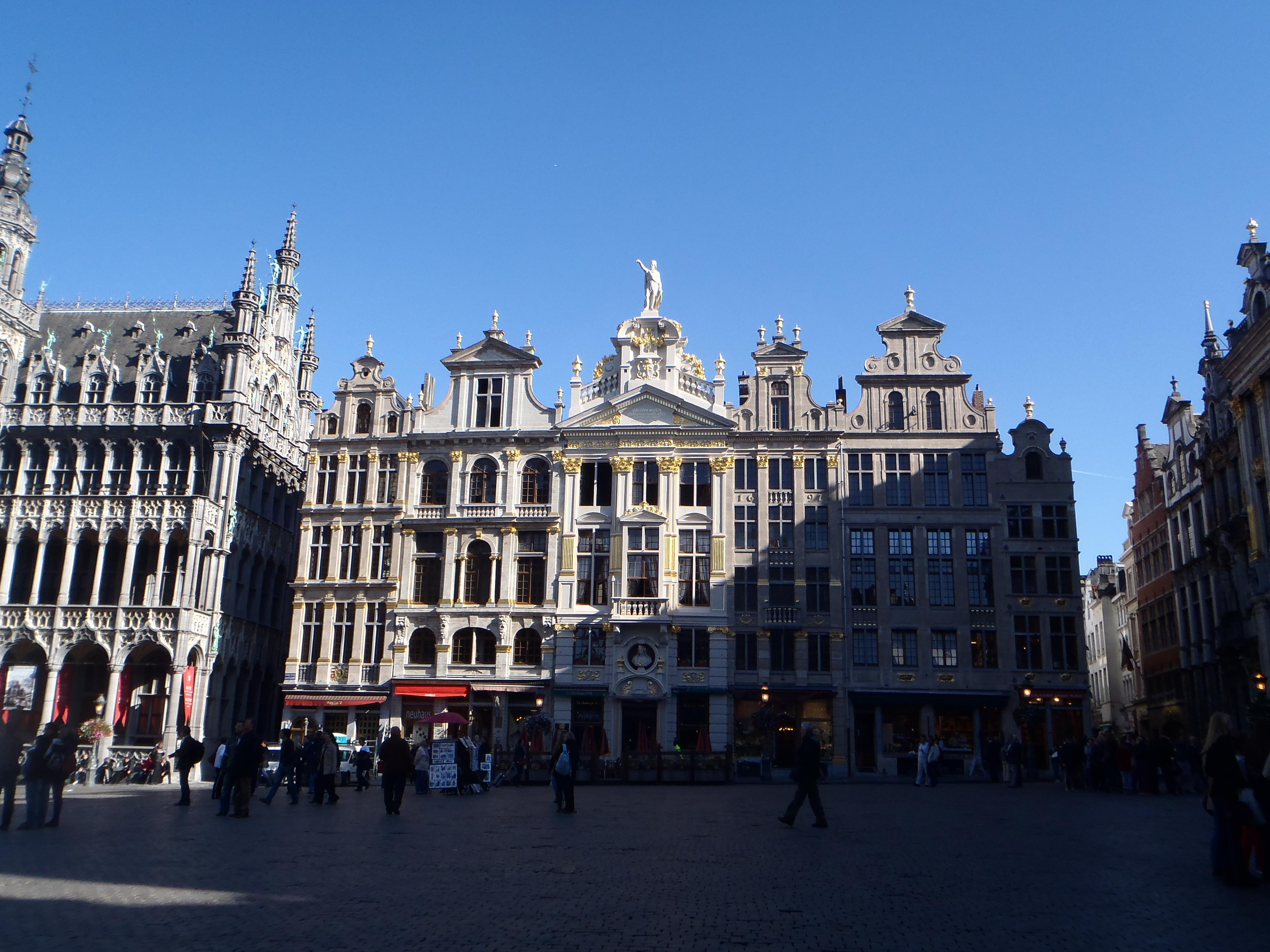 Maison du Roi - Grand Place