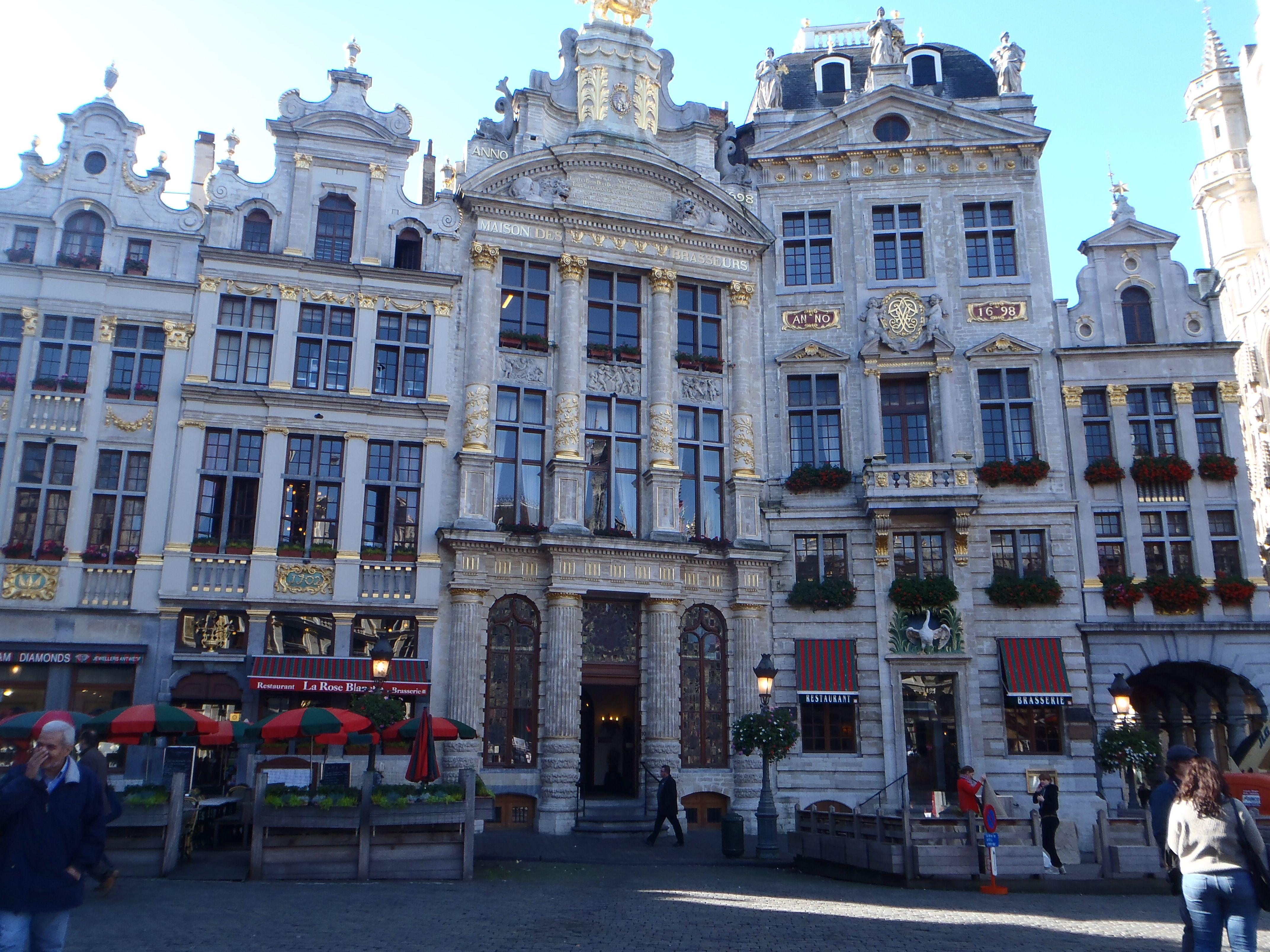 Maison aus Trois Couleurs - Grand Place