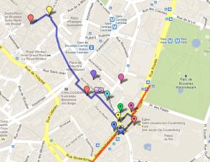 ruta place royal