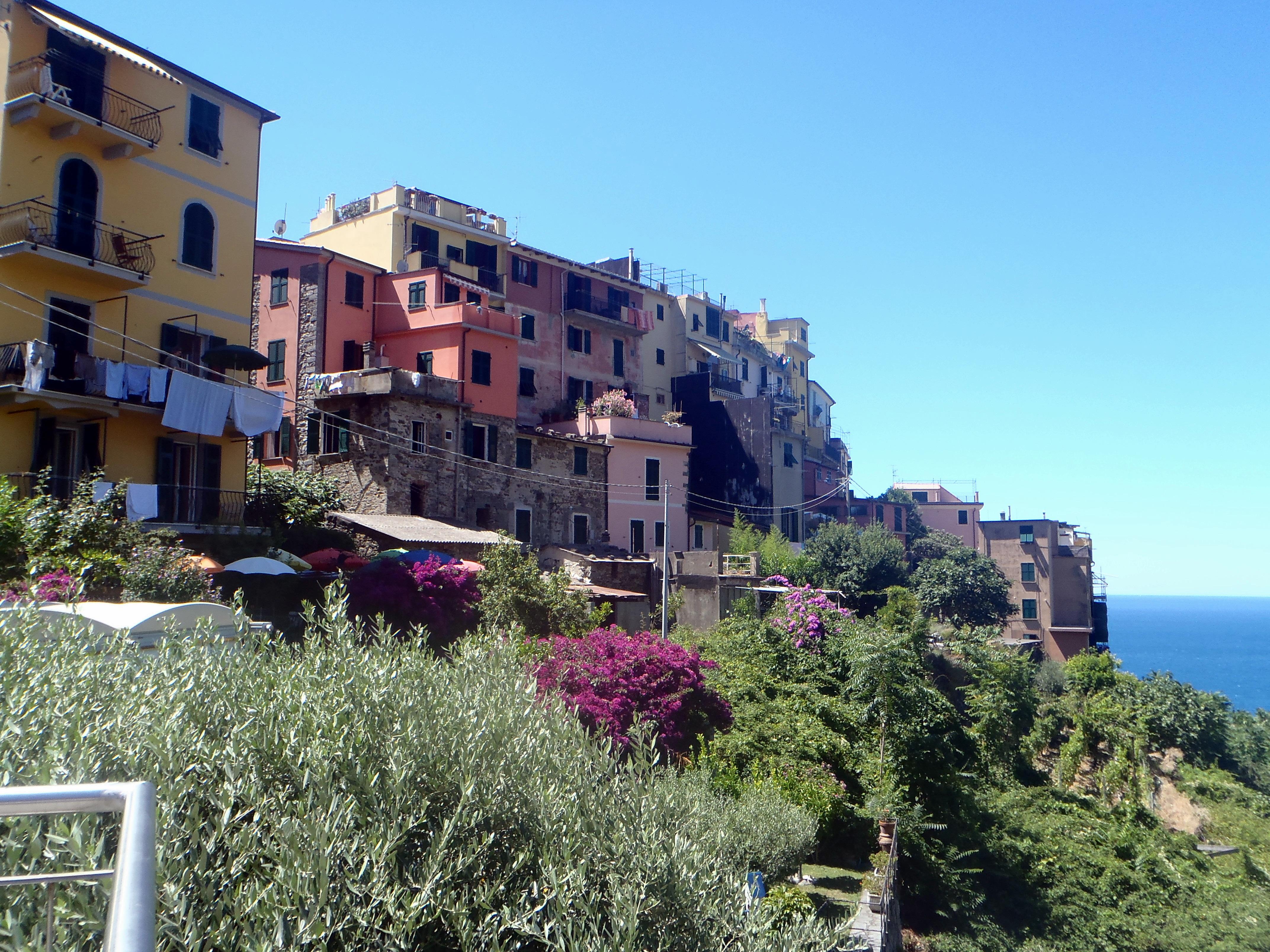 Corniglia - Cinque Terre