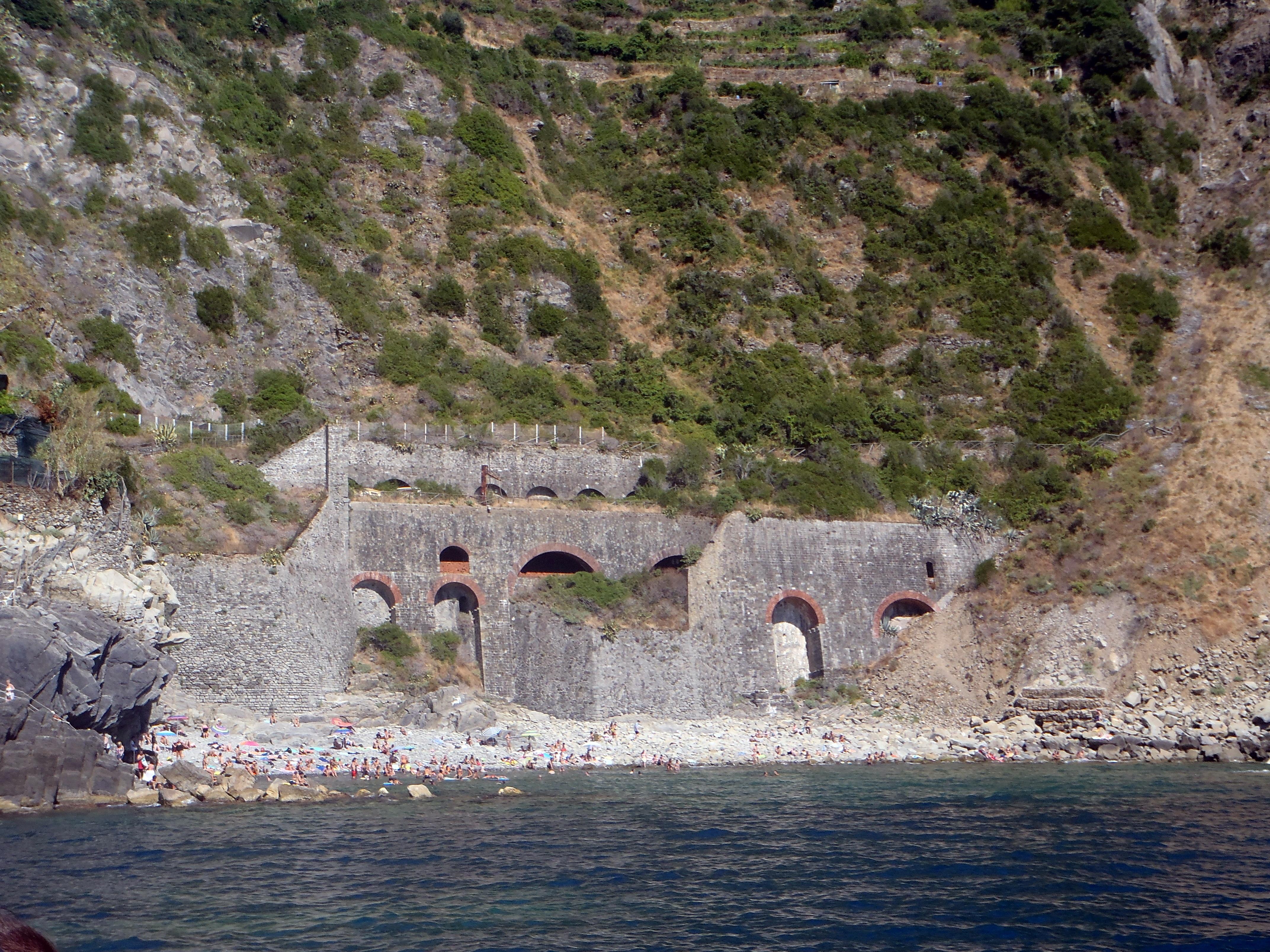 Playa Spiaggione - Cinque Terre