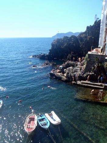 Riomaggiore- Cinque Terre