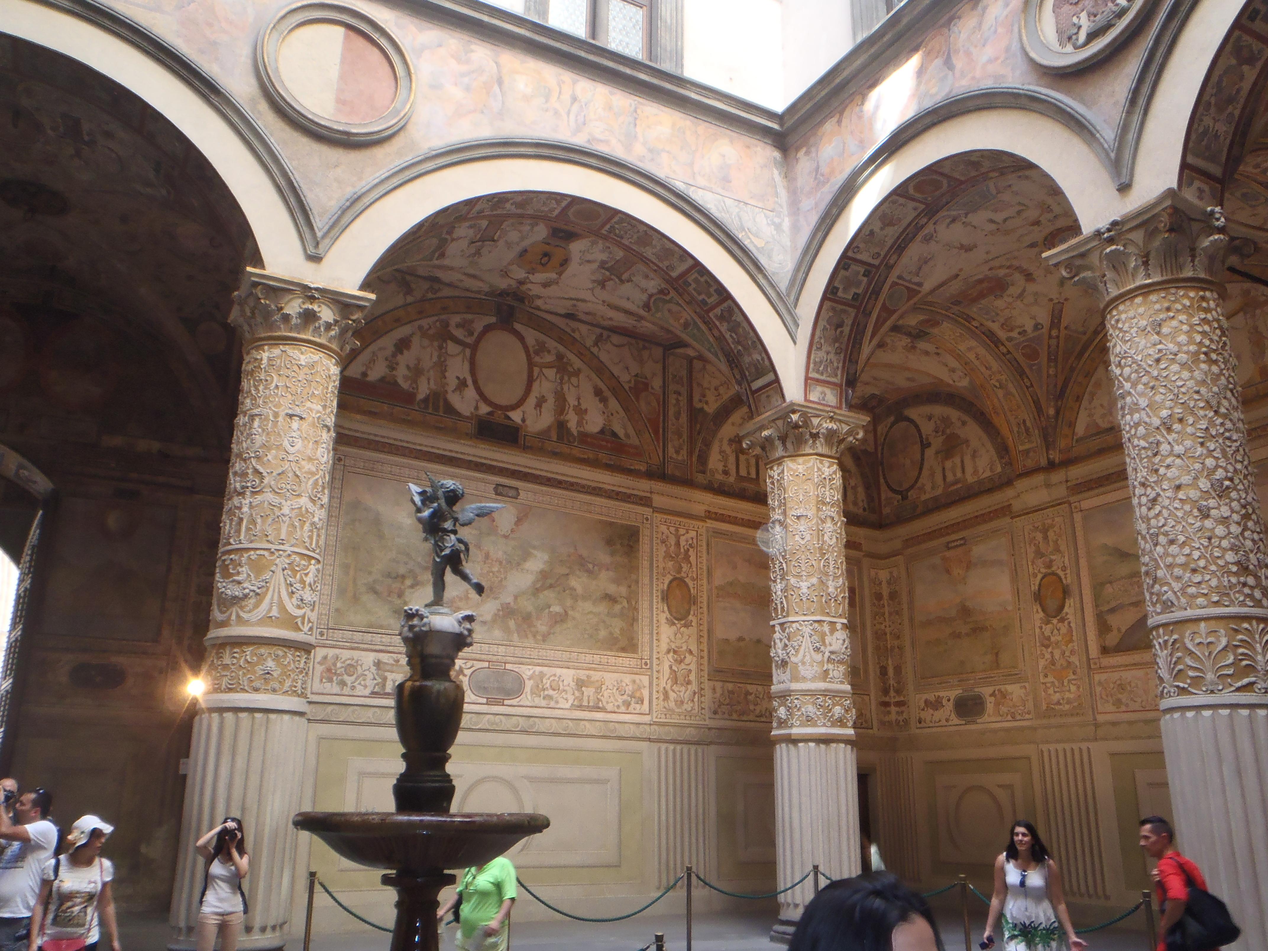 Palazzo Vechio Florencia