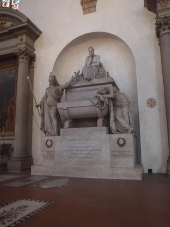 Interior Basilica Santa Croce