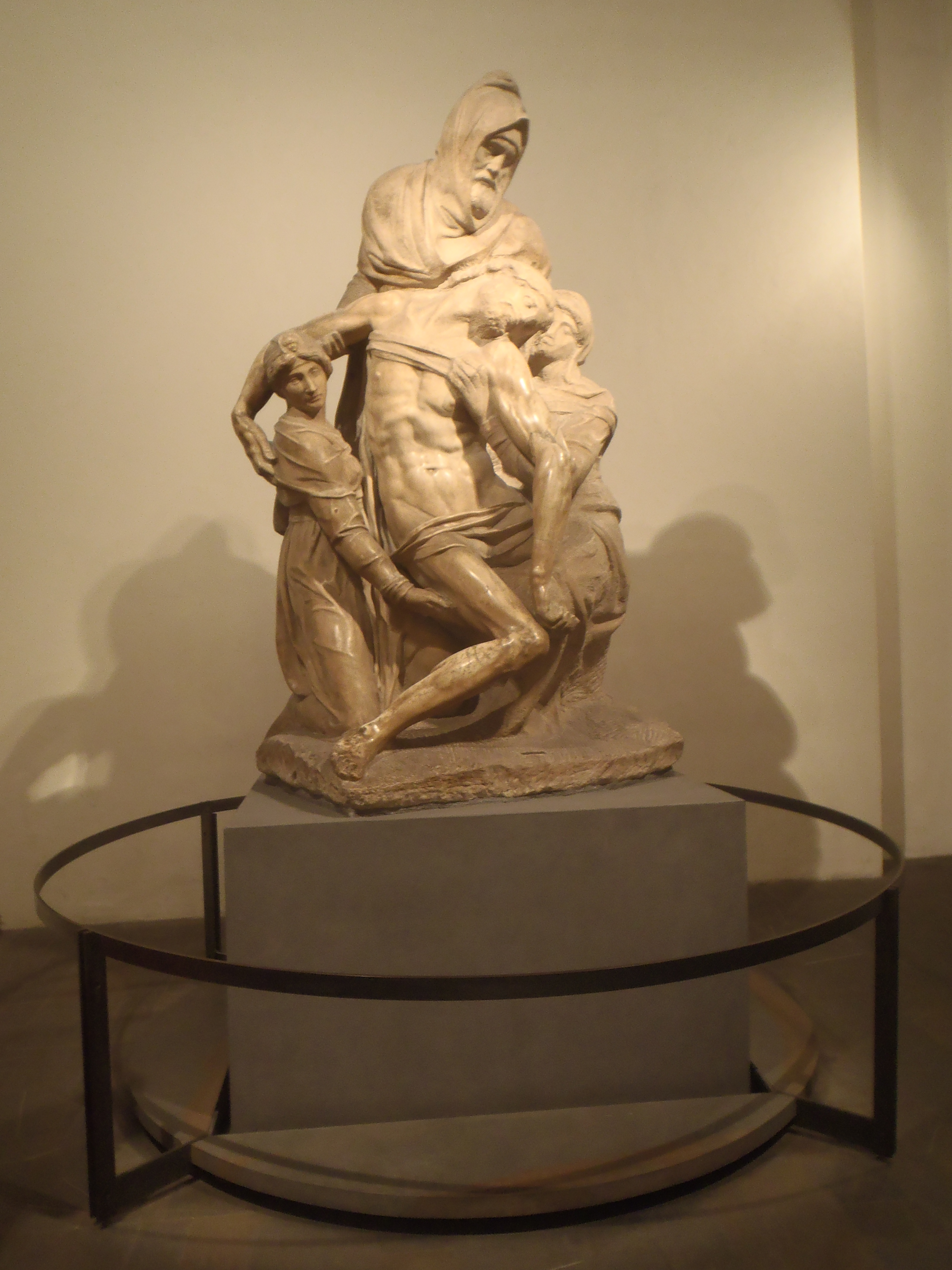 Piedad de Miguel Angel, Museo dell'Opera