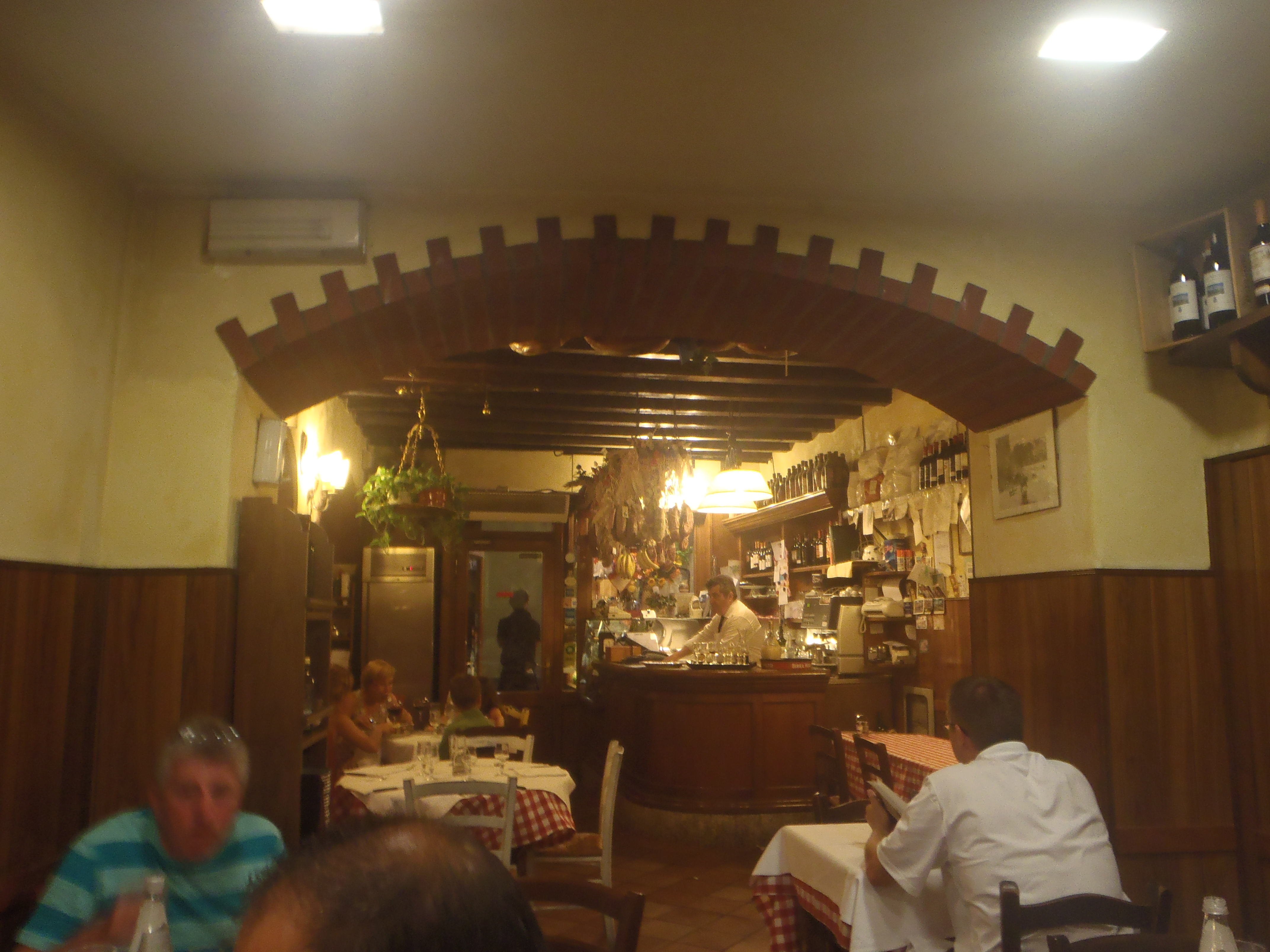 Trattoria Marione Florencia