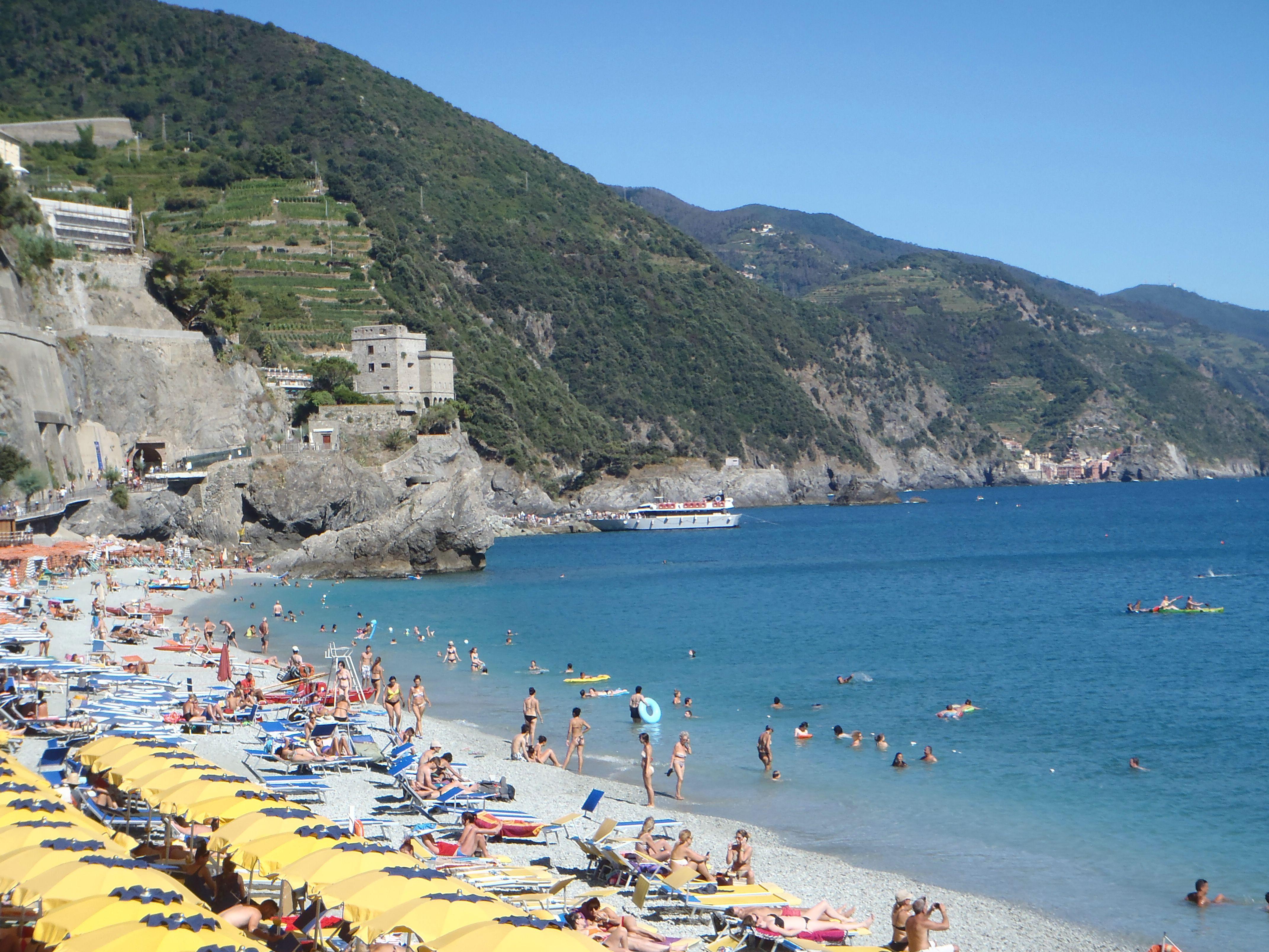 Playa de Fegina – Monterosso al Mare