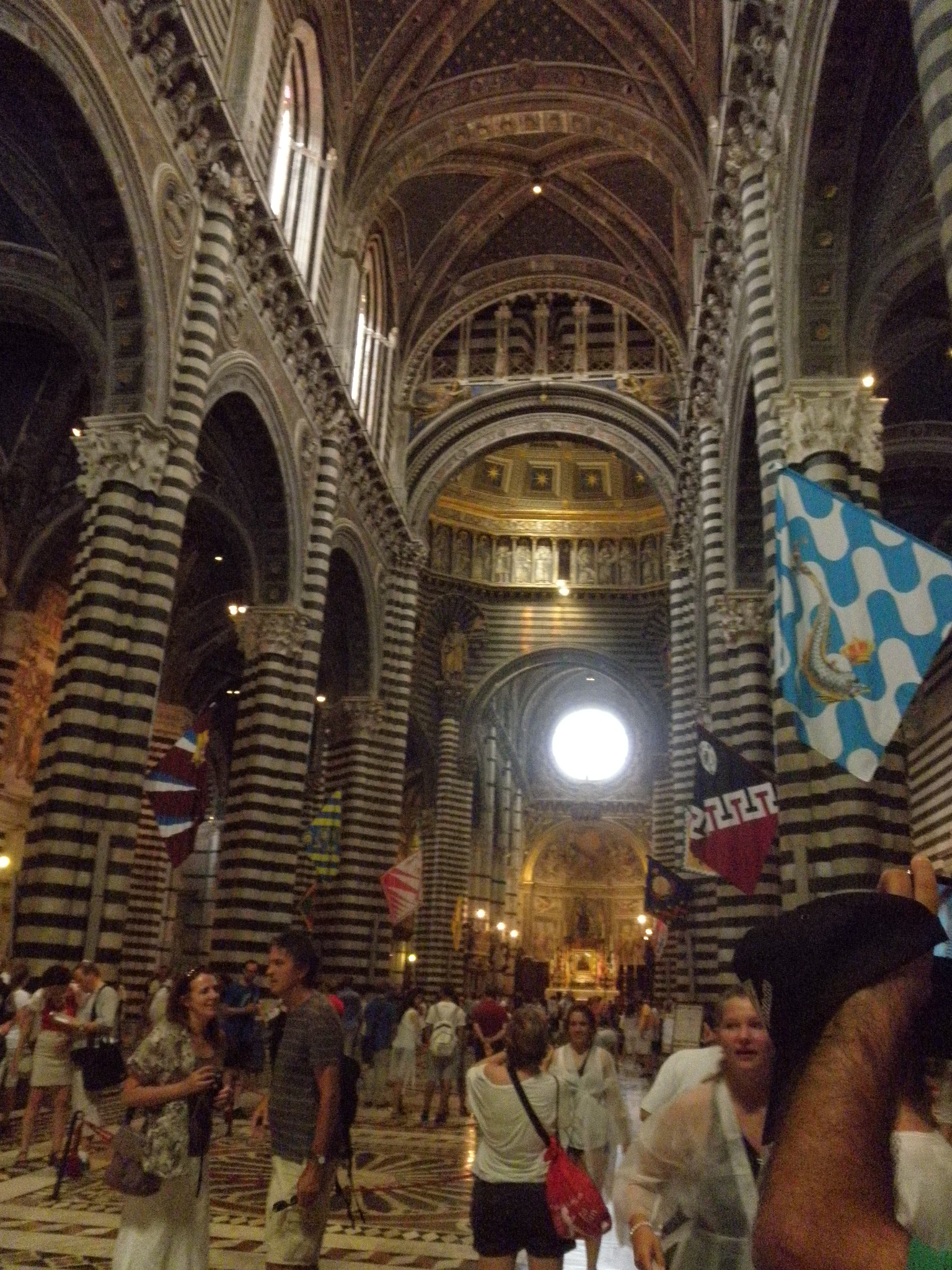 Interior del Duomo
