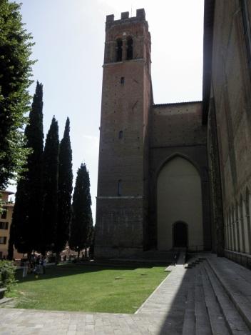 Iglesia San Domenico – Siena
