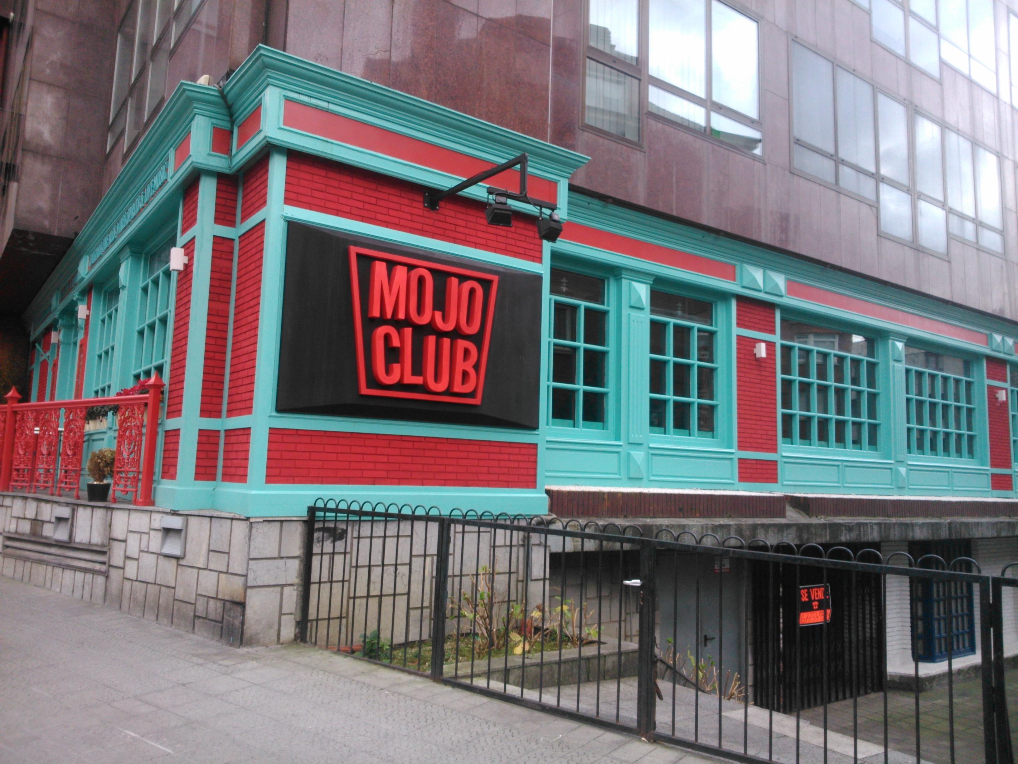 Moho Club