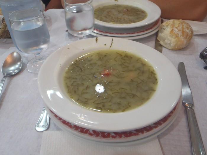 Comida - Caldo Verde