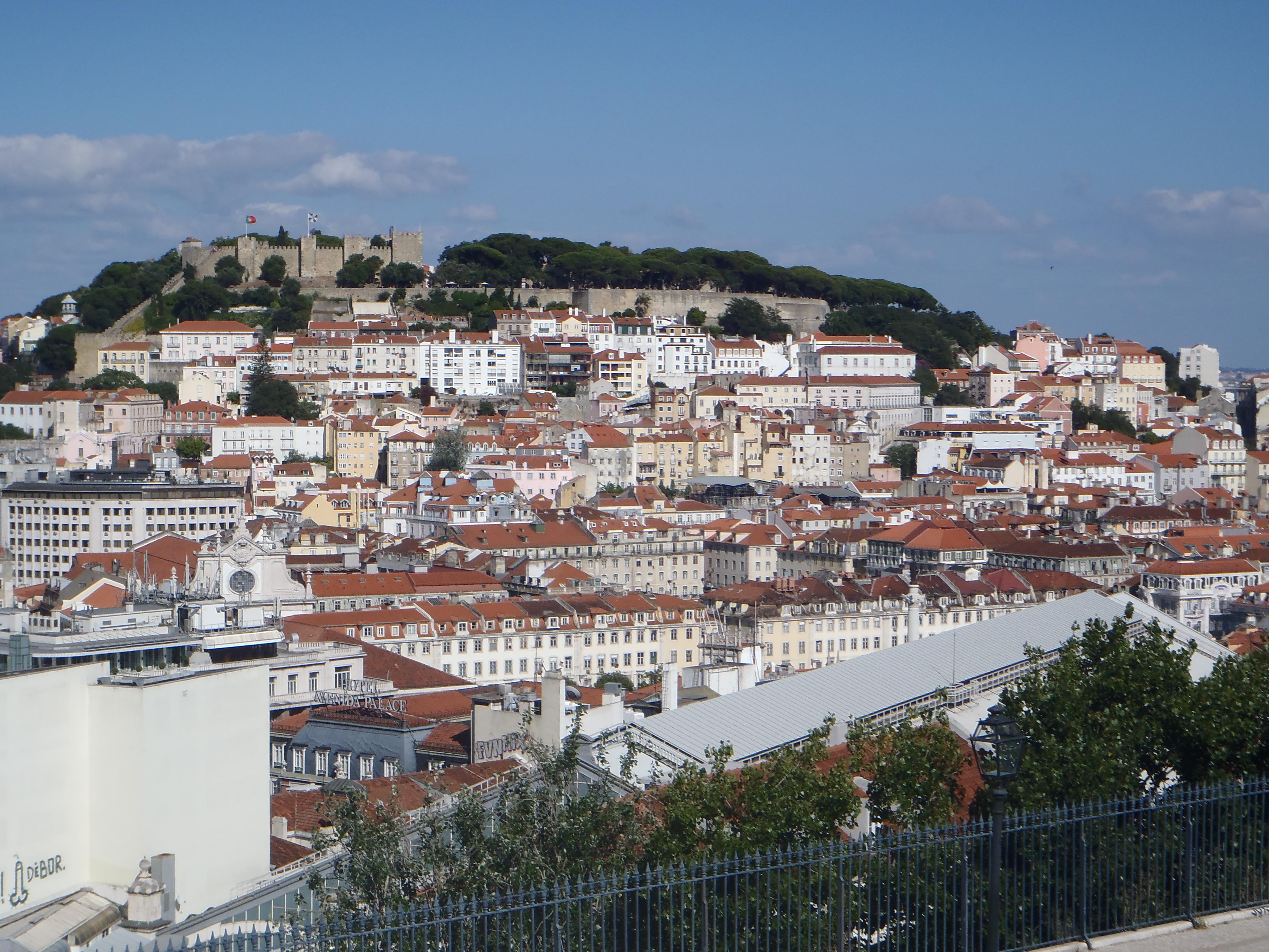 Vistas desde Mirador de San Pedro de Alcántara