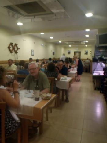 Restaurante Floresta do Salitre