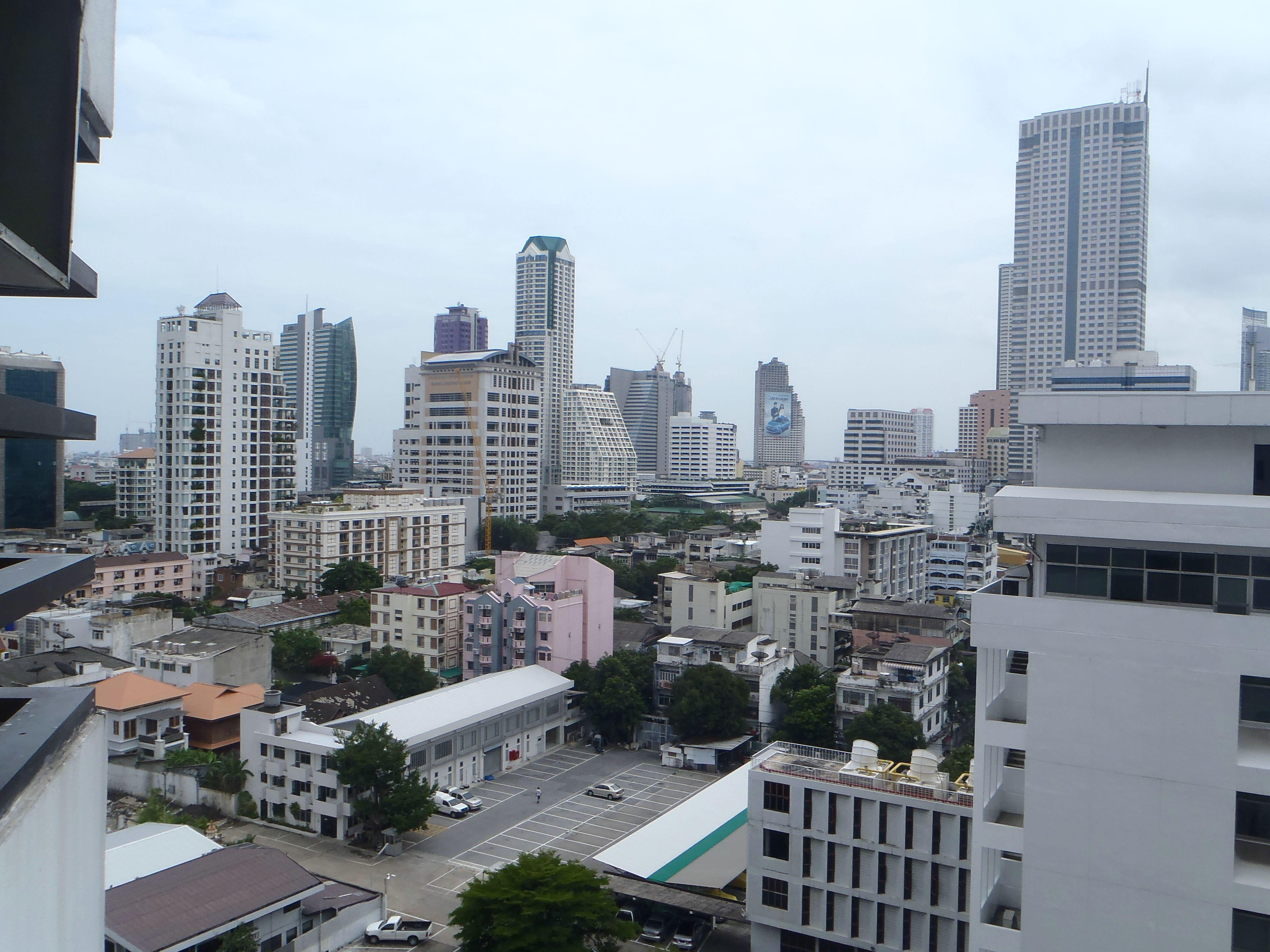 Bangkok desde Hotel Furama Silom