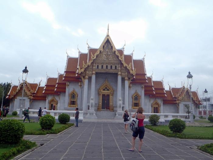 Wat Benchamabopit - Templos de Bangkok