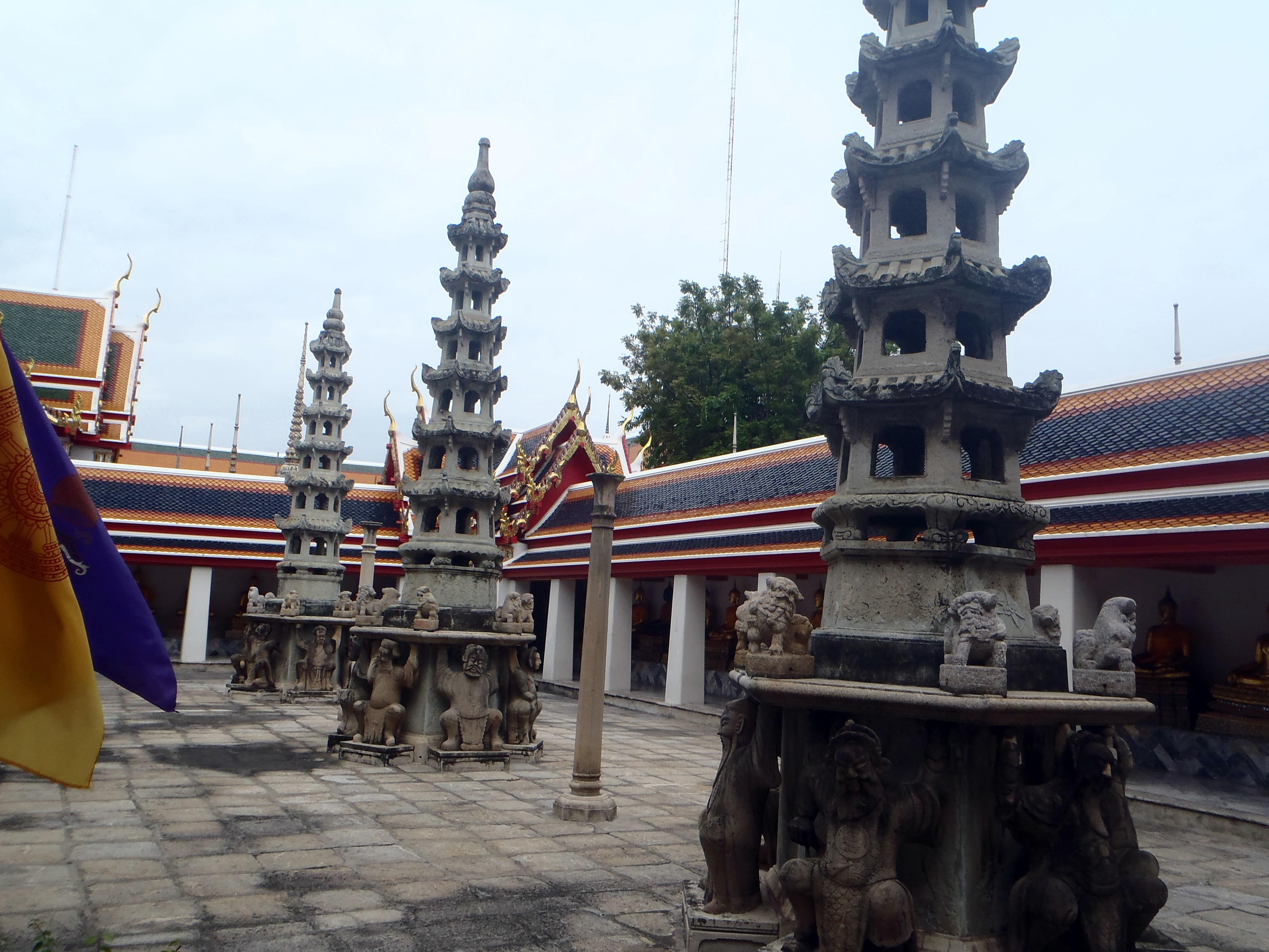 Wat Pho - Templos de Bangkok