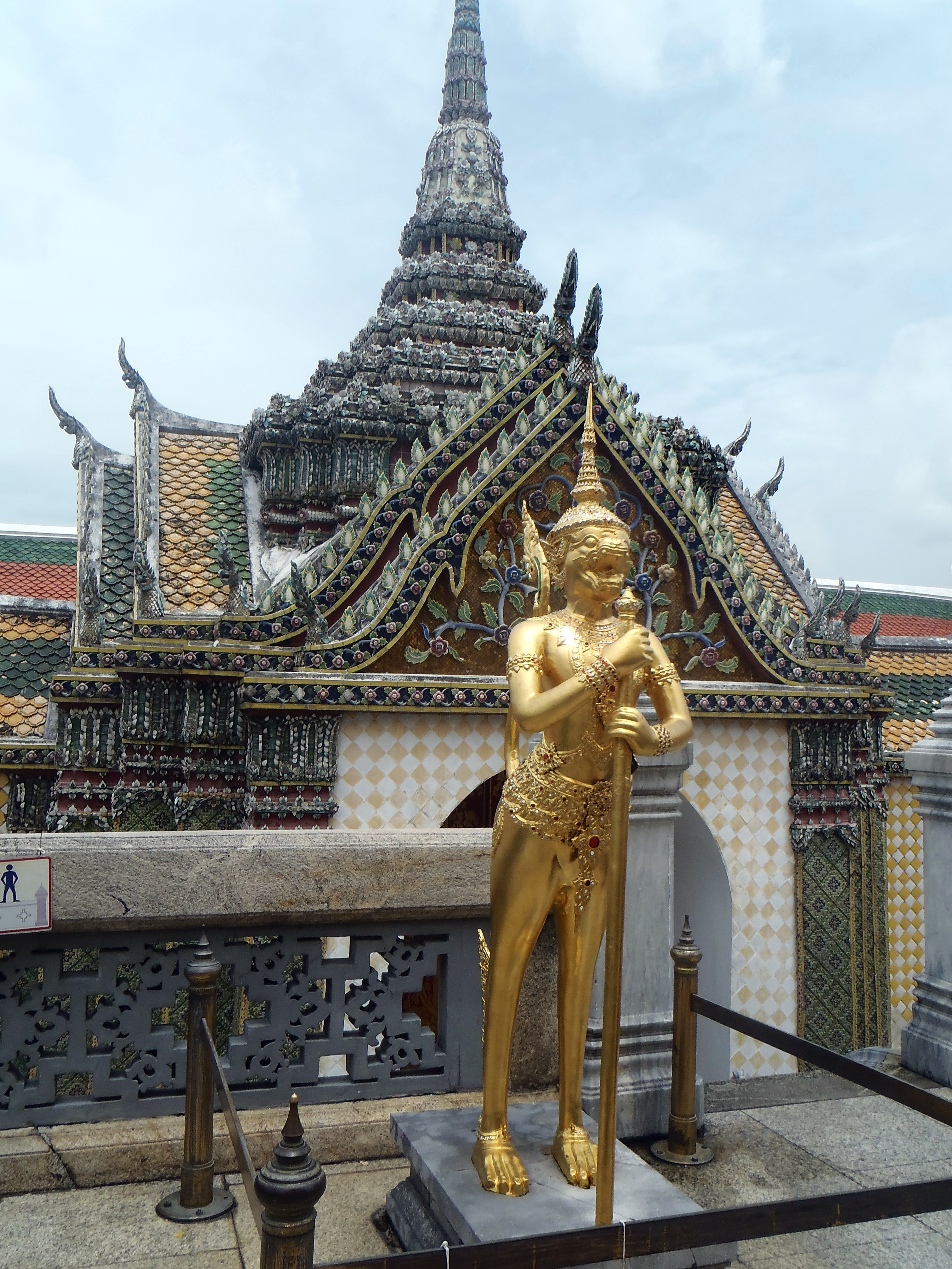 Wat Phra Kaeo - Apsonsi