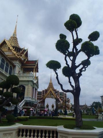 Salón del trono Chakri - Wat Phra Kaeo