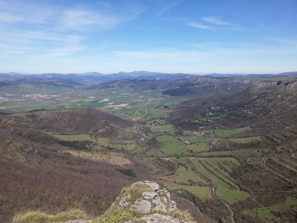 Vista desde Mirador Esquina de Ruben