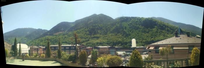 Andorra desde Hotel Mercure