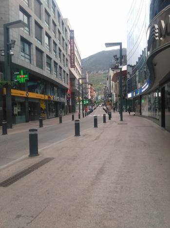 Avenida Meritxell