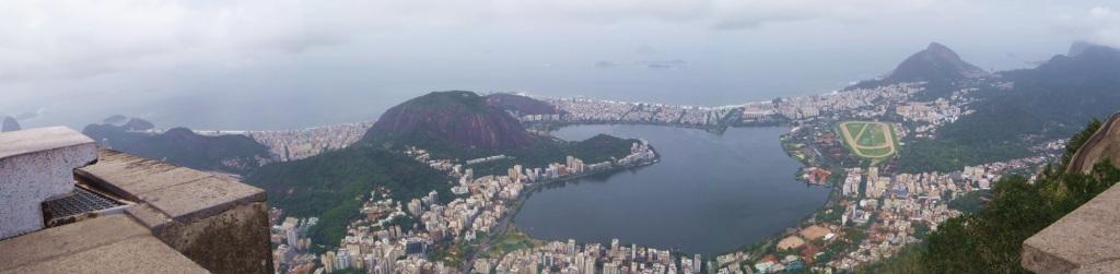 Rio desde Corcovado